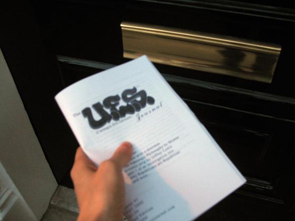 UES Journal Zine
