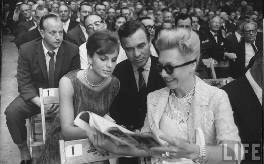 Anne Slater 1961