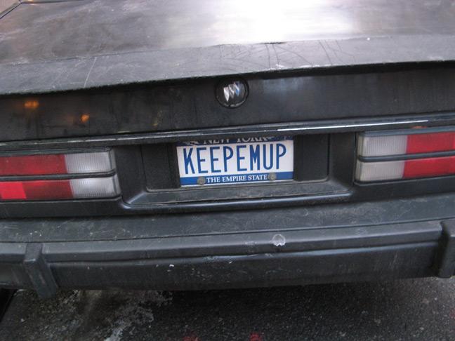 KEEP EM UP